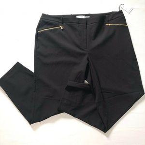 Calvin Klein Skinny Dress Pants NWT